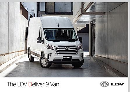 LDV Deliver 9 Van