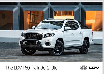 LDV T60 Trailrider 2