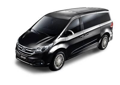 G10 Van Black