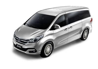 G10 Van Silver
