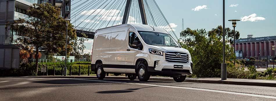 LDV Deliver 9 Large Van