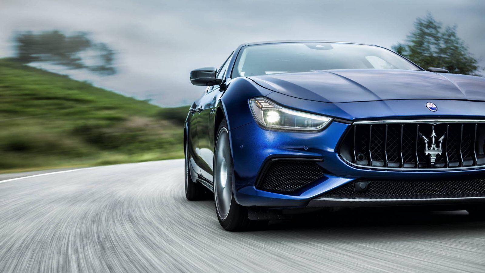 Ghibli Mccarrolls Maserati