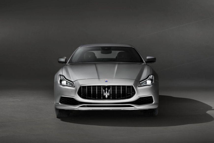 The New Quattroporte Mccarrolls Maserati