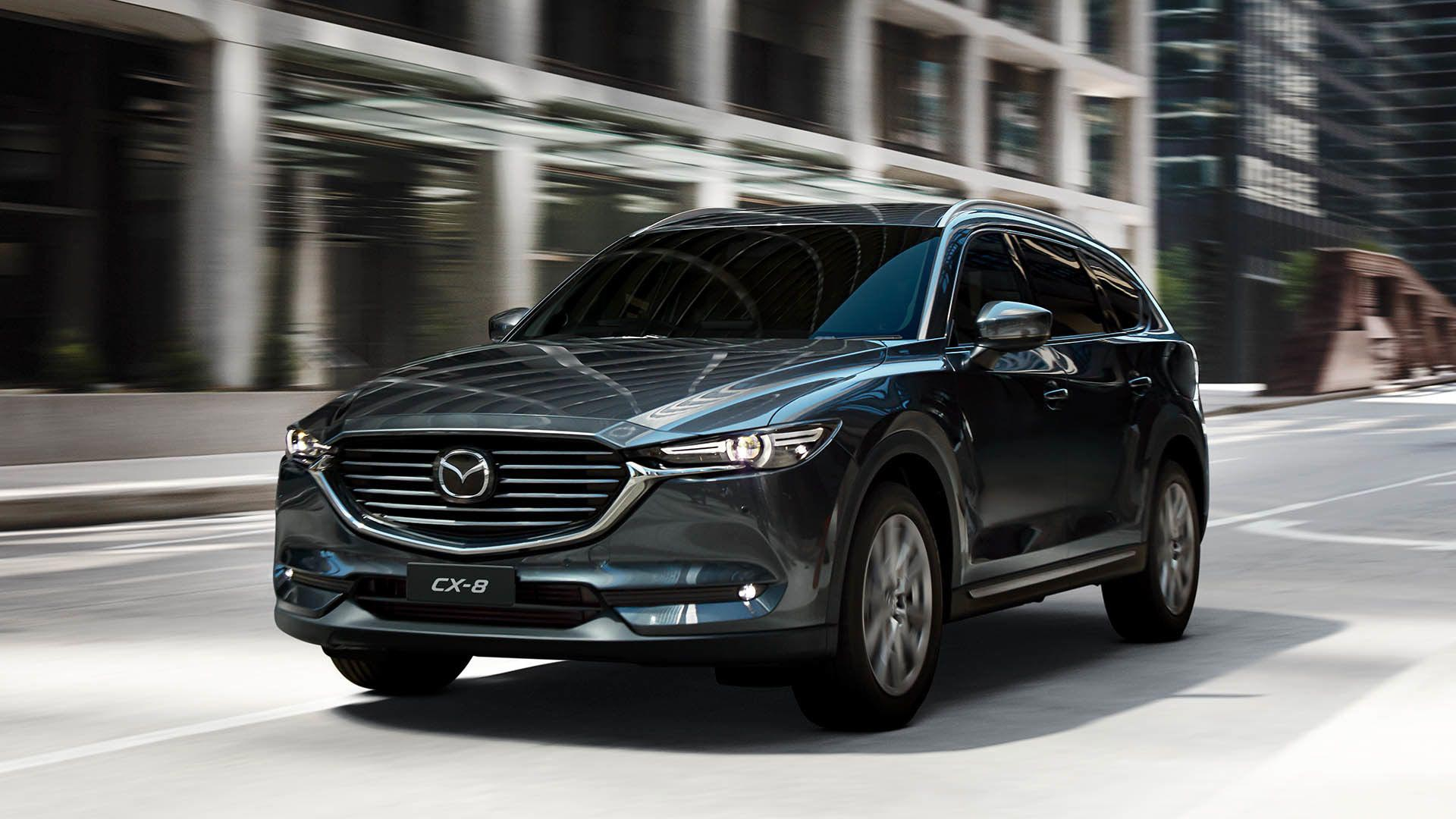 Mazda CX-8 Register your interest