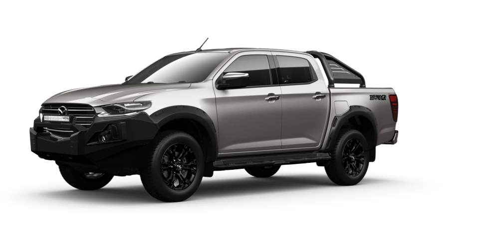 Mazda-BT-50 Rock Grey Mica