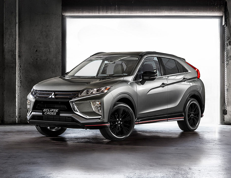 Eclipse Cross Black Edition
