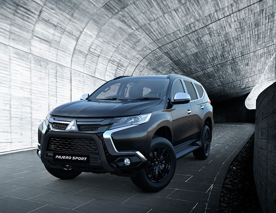 Pajero Sport Black Edition