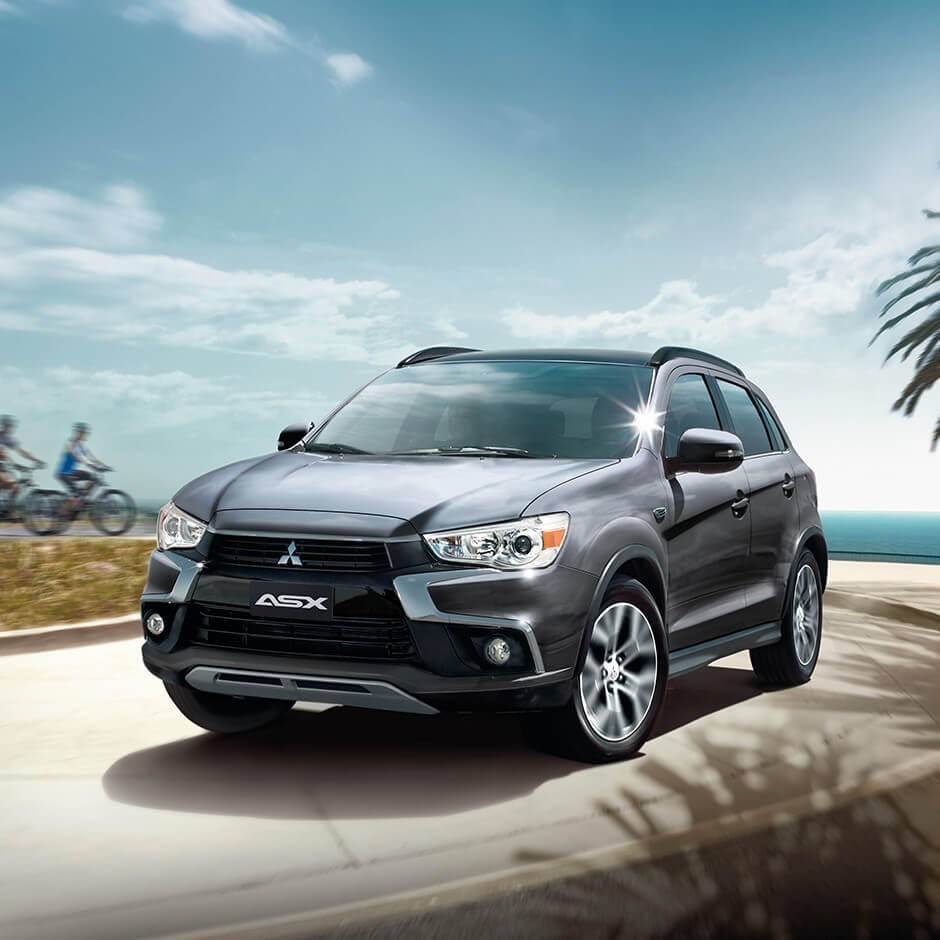mitsubishi asx compact small suv built for the city portside mitsubishi. Black Bedroom Furniture Sets. Home Design Ideas