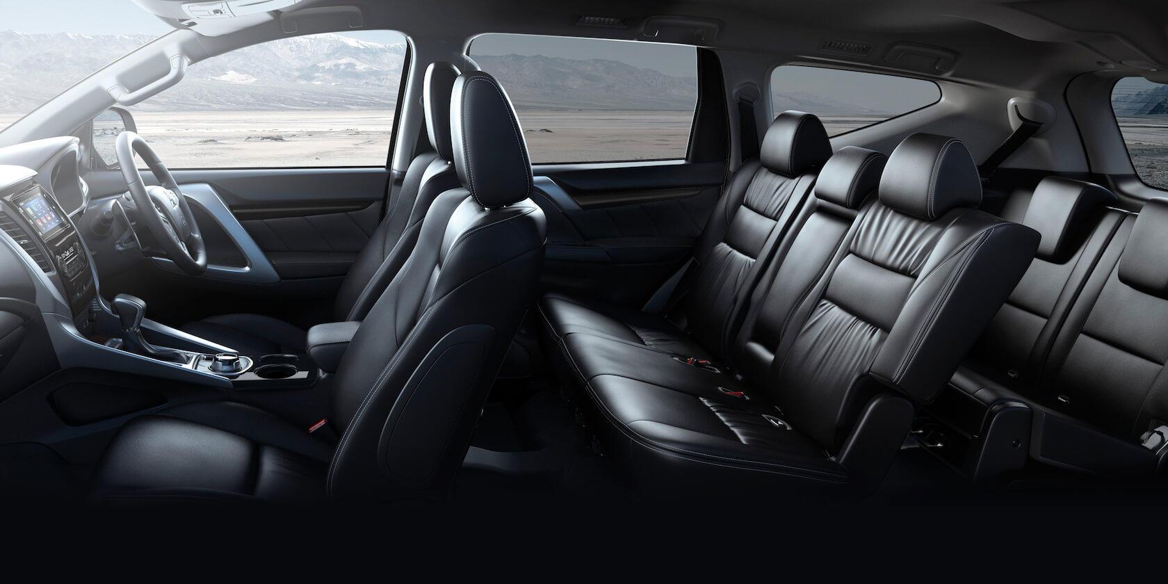 New Pajero Sport 4x4 Alan Mance Mitsubishi