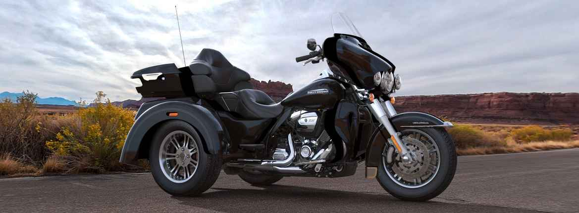 2017 Harley Davidson Tri Glide Ultra Review: Harley-Davidson 2018 Tri Glide Ultra For Sale In Gippsland