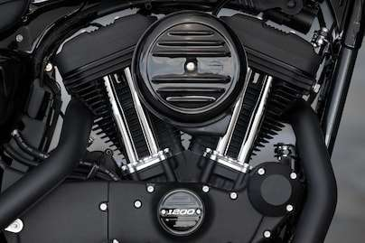 1200cc Evolution™ Engine