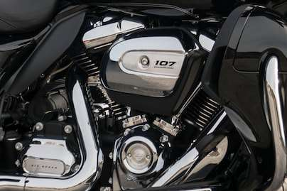 Milwaukee-Eight® V-Twin Engine