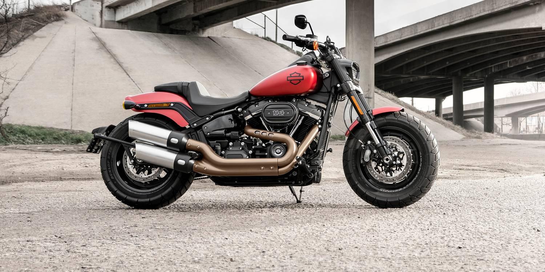 Harley Davidson Bob: Harley-Davidson 2019 Fat Bob For Sale In Brisbane QLD