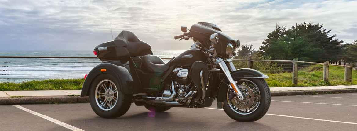 2017 Harley Davidson Tri Glide Ultra Review: Harley-Davidson 2019 Tri Glide Ultra For Sale In Gippsland