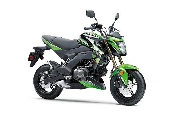 Kawasaki 2018 Z125 PRO KRT REPLICA
