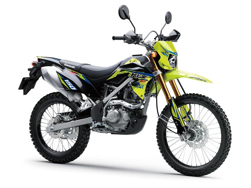 Kawasaki KLX150BF SE