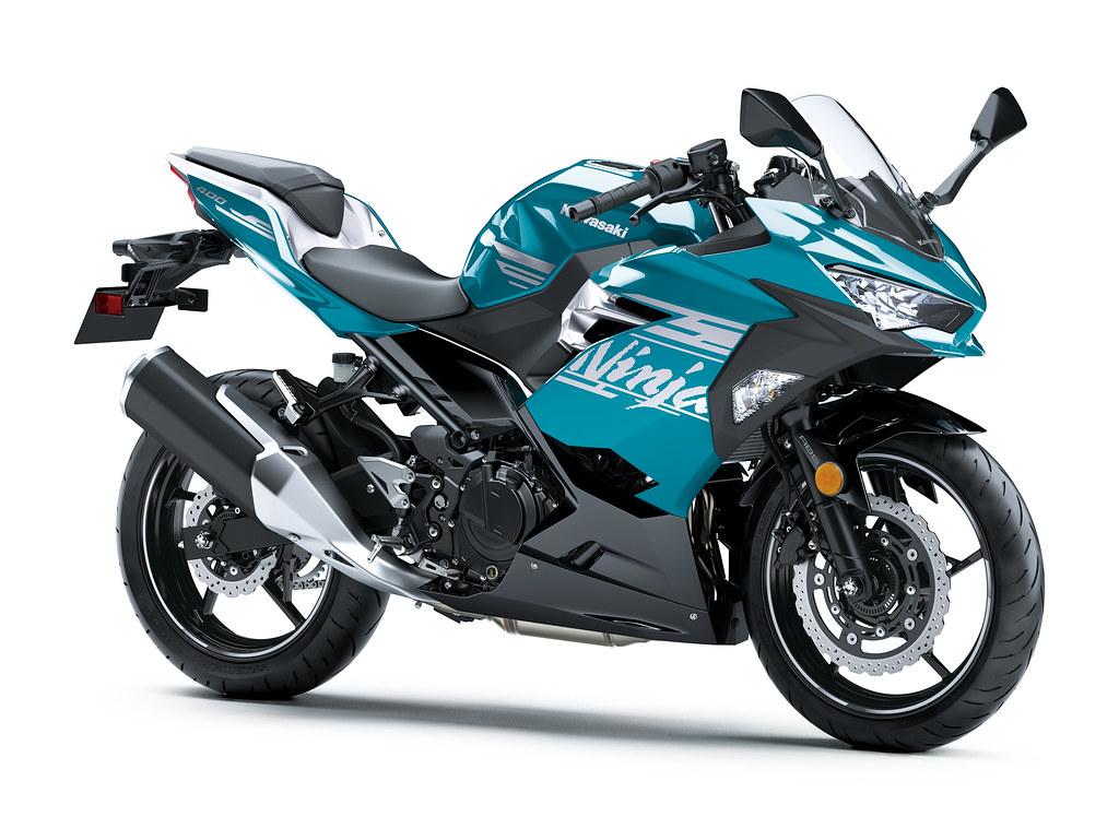 Kawasaki 2021 Ninja 400 SE