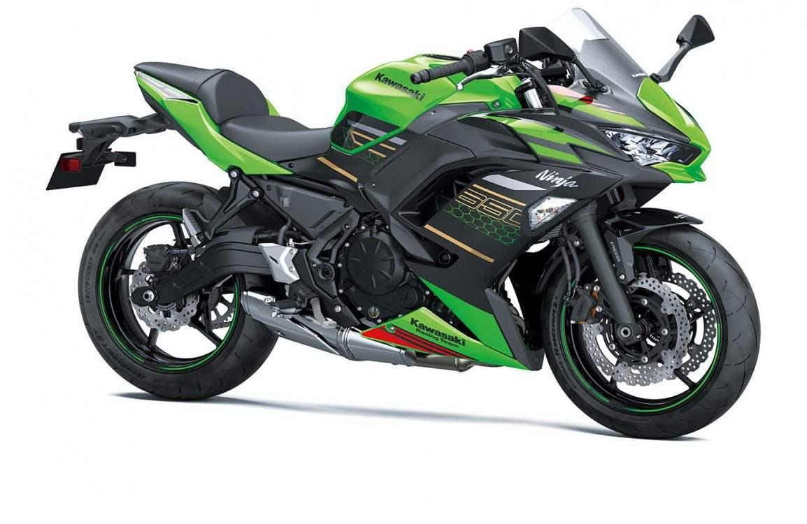 Kawasaki 2021 Ninja 650L