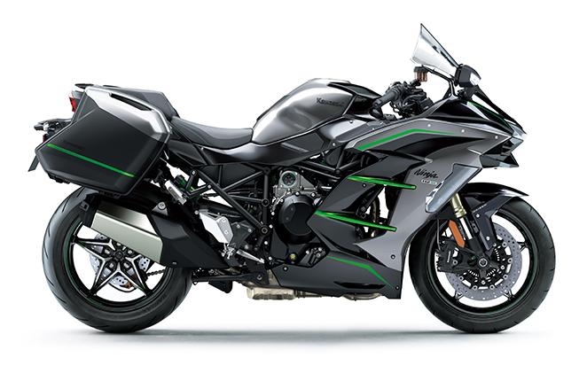 Kawasaki 2021 NINJA H2 SX SE