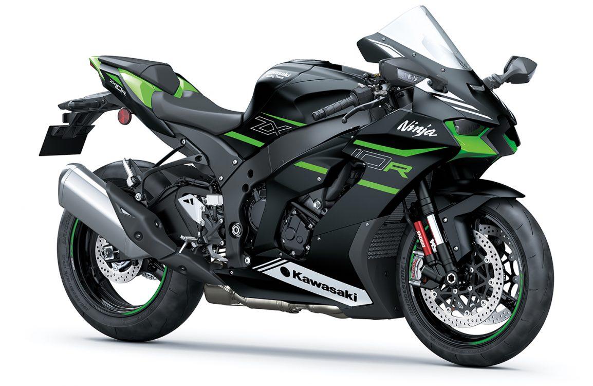 Kawasaki 2021 Ninja ZX-10R