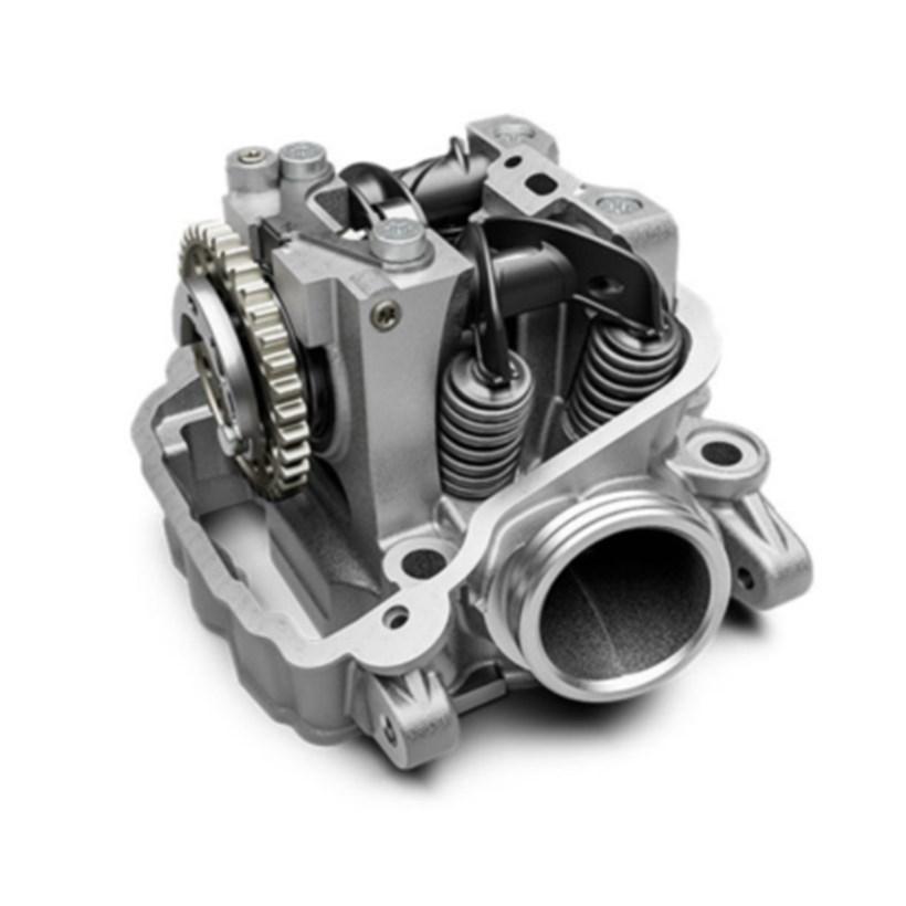 ENGINE & EXHAUST