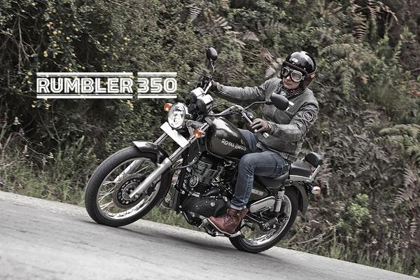 Royal Enfield Rumbler 350