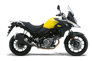 Suzuki V-Strom 650 ABS Learner Approved