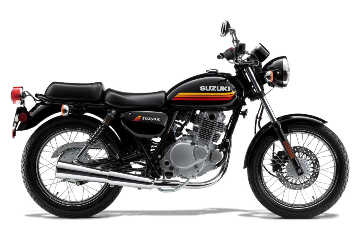 suzuki-tu250x