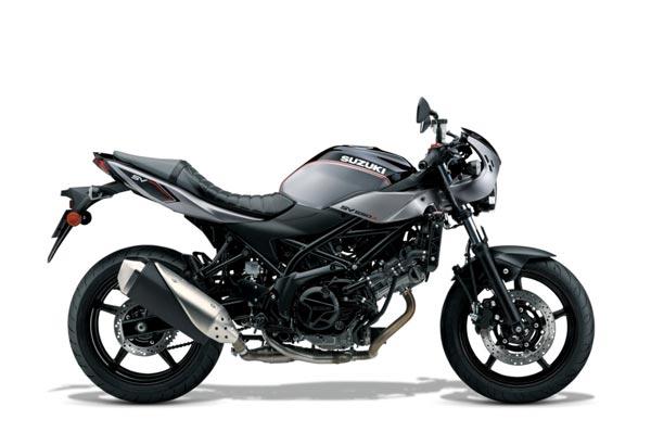 Suzuki SV650X Learner Approved