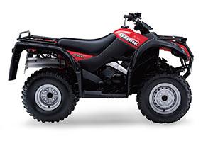 Suzuki Ozark 250
