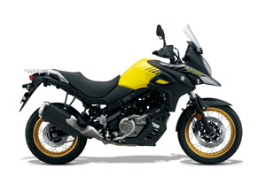 Suzuki V-Strom 650XT Learner Approved