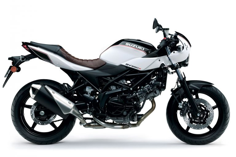Suzuki SV650X LEARNER APPROVED