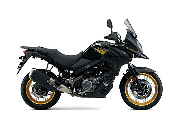 Suzuki V-STROM 650 XT LEARNER APPROVED