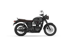 2016 Triumph Bonneville T120 Black For Sale At Teammoto New Bikes