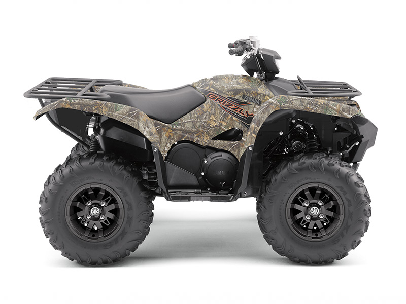 Yamaha GRIZZLY 700 CAMO
