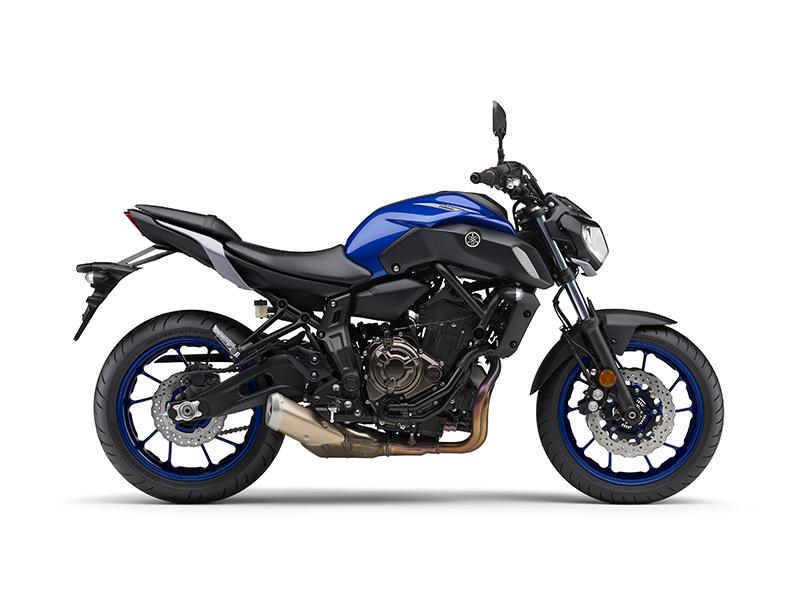 Yamaha MT-07HO