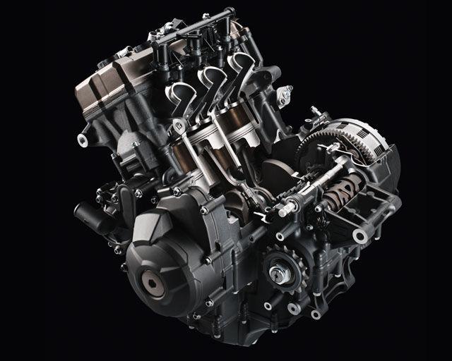 Triple cylinder