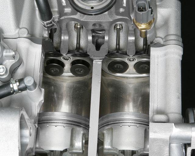 530cc inline twin cylinder