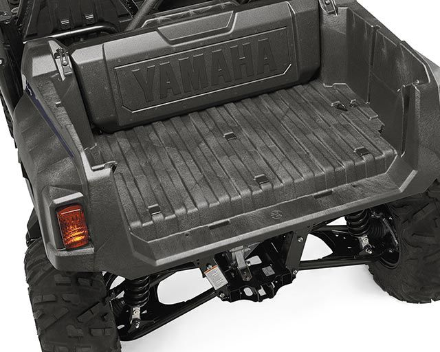 Moulded Composite Rear Tray