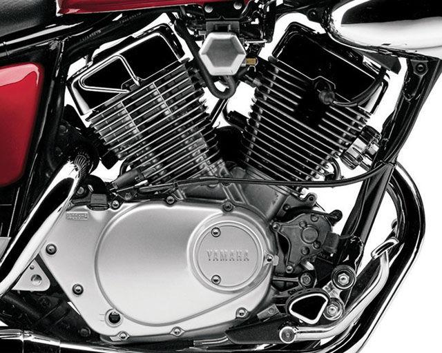 Torquey engine