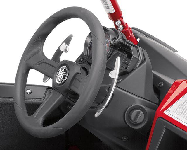 Yamaha Sport Shift