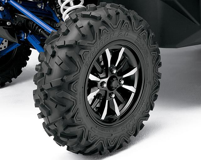 Exclusive 27-Inch Maxxis Tires