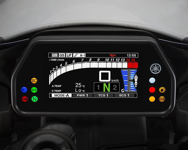 Digital Instrument Panel