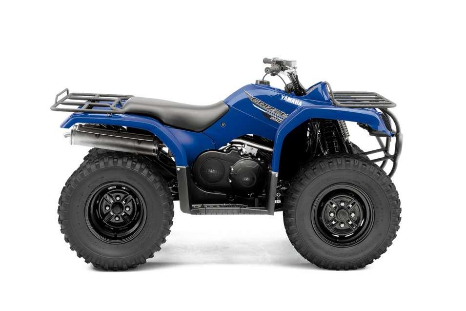 Yamaha Grizzly 350 4x4 Auto