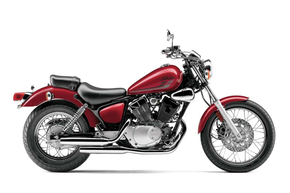2016 Yamaha Virago Xv250 Manual