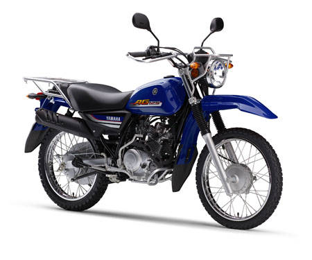Yamaha AG125 for Sale at Blacktown Yamaha in Kings Park, NSW | Specifications and Review Information