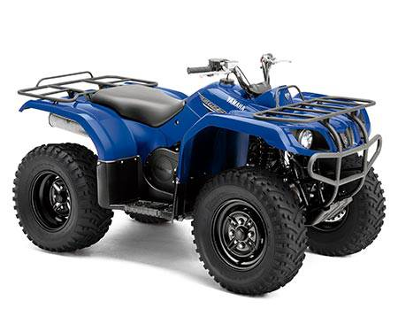 Yamaha Grizzly 350 4WD for Sale at Cairns Yamaha in Cairns, QLD | Specifications and Review Information