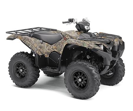 Yamaha Grizzly 700 CAMO for Sale at Frankston Yamaha in Carrum Downs, VIC | Specifications and Review Information