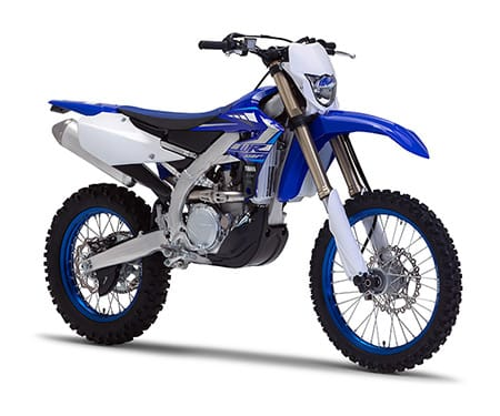 Yamaha WR450F for Sale at Enoggera Yamaha in Enoggera, QLD | Specifications and Review Information