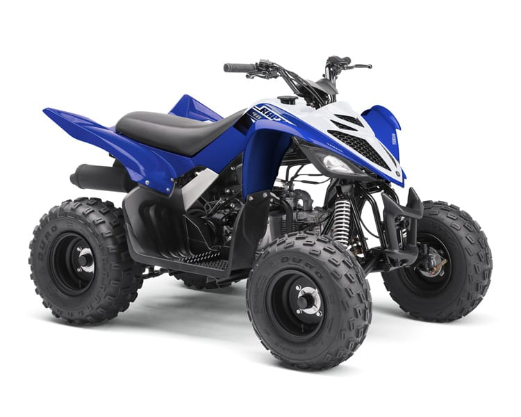 Yamaha YFM90R for Sale at Enoggera Yamaha in Enoggera, QLD | Specifications and Review Information